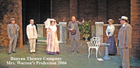 Banyan Theater Company 2006 season Mrs Warrens Profession Cook Theater www.bradentonphotography.com www.garysweetman.com www.lakewoodranchphotography.com www.bradentonphoto.com www.lakewoodranchphoto.com