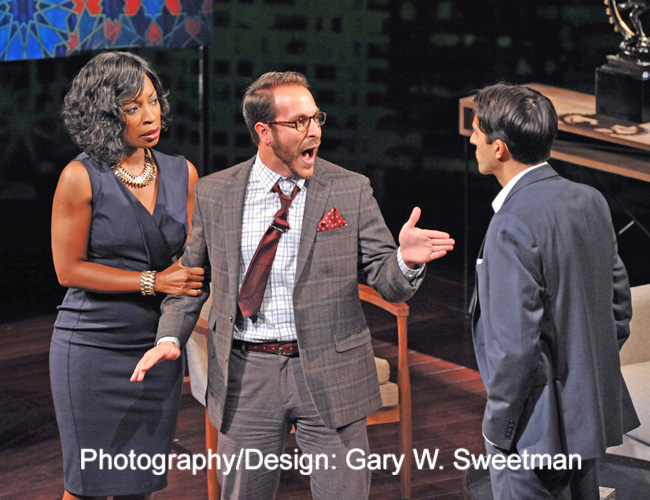 Disgraced AsoloRep 2016 Production Sarasota Sweetman Photo