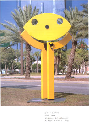 Image from Sarasota's Season of Sculpture, 2001-2002 Jorge Blanco www.bradentonphotography.com www.garysweetman.com www.lakewoodranchphotography.com www.bradentonphoto.com www.lakewoodranchphoto.com