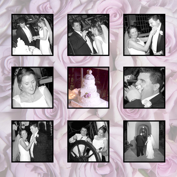 Digital Wedding Composites tell a story at The Ritz Carlton Sarasota